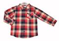 Fox & Finch Parker Bold Check Shirt - (2-6)