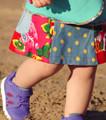 Oishi-m Pixie Mu Skirt (6 months to 5-6 years)