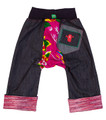 Oishi-m Far Owl Williams Chubba Jean (Size 6-15 months to 2-3 years)