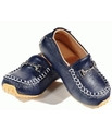 Kids Loafers Navy