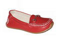 Kids Loafers Red