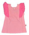 Oobi Maya Pink Stripe Top