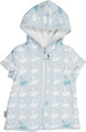 SOOKIbaby Little Swan Blue Cover Up (0 to 2)