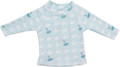 SOOKIbaby Little Swan Blue UV 50 Longsleeve Rashie (0 to 2)