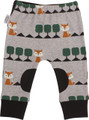 SOOKIbaby Little Lost Fox Inner Patch Legging (000 to 2)