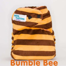 Cushie Tushies Chameleon Cloth Nappy in Bumble Bee