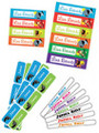 Personalised School Label Pack - choose your designs