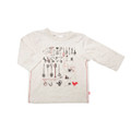 Bebe Zac Long Sleeve Tee