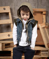 Havoc Denim Boys Amazon Hoodie 2 - 6