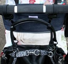 Pram and Stroller Hooks - Pack of 2