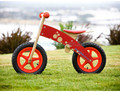 All terrain balance bike