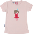 Baby Luella Puff Sleeve Tee - Front View