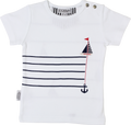 SOOKIbaby Classic Short Sleeve Tee Baby Sailing - Front View