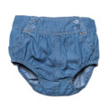 Bebe Vivienne Chambray Bloomer