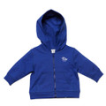Bebe Iggy French Terry Hoodie - Blue