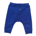 Bebe Iggy French Terry Pant - Blue