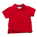 Bebe Seth Pique Polo Shirt - Chilli