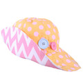 Oobi Bridgette Sherbet Hat