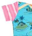 Oishi-m Holiday Pop Shortsleeve T Shirt - Sleeve & Neck Detail
