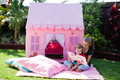 Mocka Playhouse - Blue Castle or Pink Cottage
