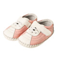 Little Blue Lamb Baby girls velcro tab shoe Pink