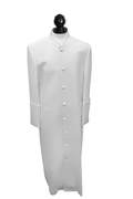 Men's Clergy Cassock Solid Candle