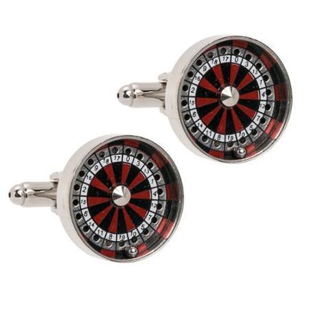 Roulette wheel cufflinks online casino no deposit bonus codes 2014