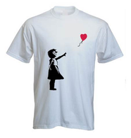 Balloon Girl T Shirt