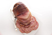 Ozark Trails Hickory Smoked Ham, Spiral Sliced