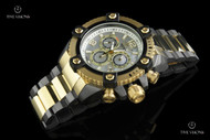 "Invicta Reserve ""Grand Arsenal"" Swiss Made Chronograph Bracelet Watch - 15837"