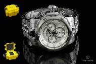 Invicta Men's Reserve Venom Bracelet Watch w/ 1-Slot Dive Case - 1537