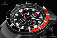 Vostok-Europe Mriya Limited Edition Automatic Column-Wheel Chronograph Watch - NE88-5554238