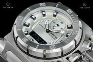 Invicta Men's Coalition Forces Intrinsic Swiss Quartz Ana-Digi Bracelet Watch - 12487