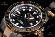 Invicta Men's Reserve Limited Edition 48mm Pro Diver Hematite Dial Swiss Automatic Watch - 10615