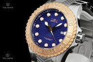 Invicta Men's Pro Diver Razor Automatic Stainless Steel Bracelet Watch - 12928