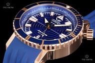 Vostok-Europe Mriya Limited Edition Automatic Strap Watch w/ 2 Extra Straps - NH35A-5559232