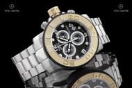 Invicta Men's 50mm Sea Hunter Swiss Quartz Chronograph Bracelet Watch - 12532