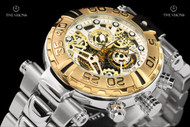 Invicta Reserve Subaqua Noma I Limited Edition Swiss Made Skeletonized Dial Chronograph Watch - 15617