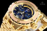 Invicta Men's 52mm Reserve Specialty Subaqua 2-Tone Gold Swiss Chronograph Bracelet Watch - 90120