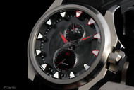 Invicta S1 Rally Black Textured Dial Stainless Case Strap Watch - 12336