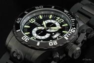 Invicta Men's Corduba Diver Quartz Chronograph Stainless Steel Bracelet Watch - 4902
