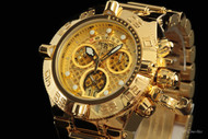 Invicta Subaqua Noma IV Swiss Chronograph Mirror Polish Bracelet Watch - Model 14497