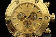 Invicta Reserve Specialty Subaqua Swiss Chronograph Mirror Polish Bracelet Watch - 14506