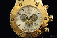 Invicta Reserve Specialty Subaqua Swiss Chronograph Mirror Polish Bracelet Watch - 14508