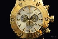 Invicta Reserve Specialty Subaqua Swiss Chronograph Mirror Polish Bracelet Watch - 14508