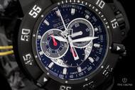 Invicta Men's Subaqua Noma III Swiss Quartz Chronograph SS Bracelet Watch - 4695