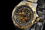 Invicta Men's Specialty Python Mechanical Skeleton Dial Bracelet Watch - 15229