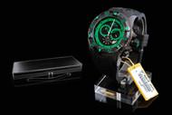 Invicta Men's Excursion Sport Quartz Chronograph Strap Watch & 16-slot luggage style case - 12692