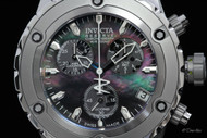 Invicta Men's Midsize Reserve Specialty Subaqua Swiss Quartz MOP Dial Chronograph Bracelet Watch - 80553