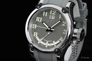 Invicta Men's Russian Diver Swiss Made Quartz Strap Watch - 1596